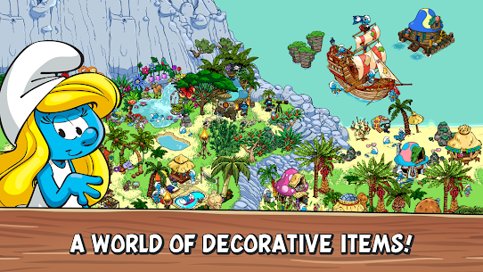 Smurfs' Village App Download For Android and iPhone 2