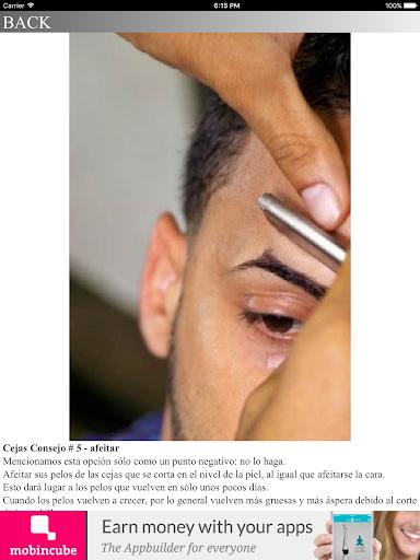 玩免費遊戲APP|下載Man eyebrows grooming app不用錢|硬是要APP