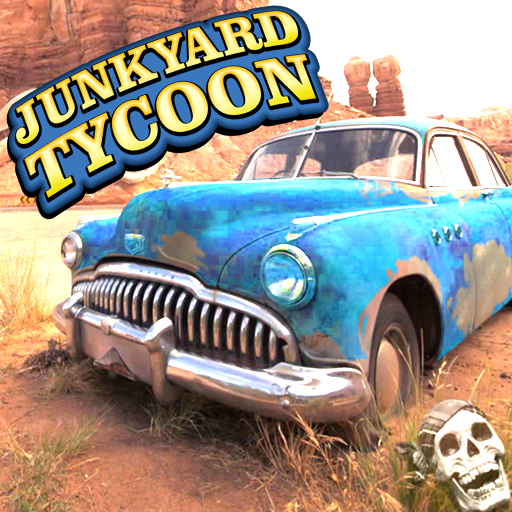 Junkyard Tycoon - Car Business Simulation Game - Apps on Google Play