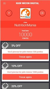 NutriMania screenshot 1