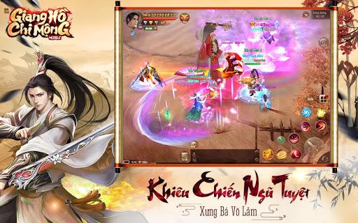 Giang Hu1ed3 Chi Mu1ed9ng - Tuyet The Vo Lam apkpoly screenshots 8