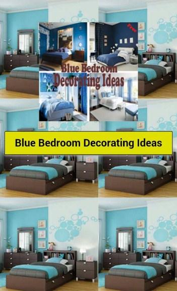 Blue Bedroom Decorating Ideas Android Apps On Google Play