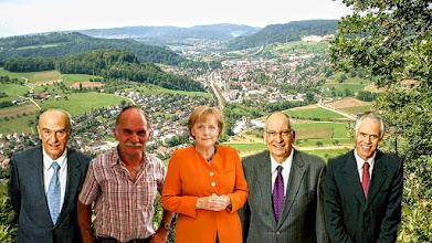 Photo: Auf der Thürnerfluh/ Hier war ich schon mal, aber nicht mit diesen Typen