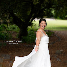 Wedding photographer Hannah Thorne (HannahThorne). Photo of 23.07.2018
