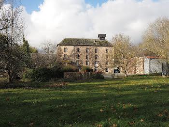 moulin à La Guerche-sur-l'Aubois (18)