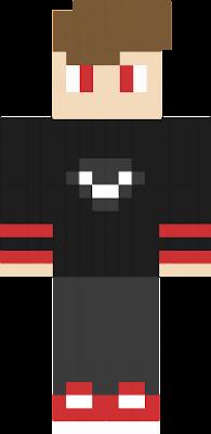 Essa é a skin do meu youtuber favorito