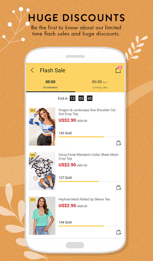 SHEIN-Fashion Shopping Online 7.2.4 Screenshots 3