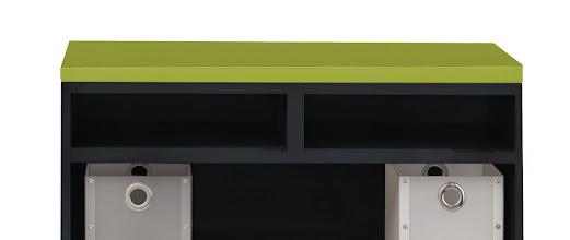 Photo: EZSC30-EST shown on open storage cabinet