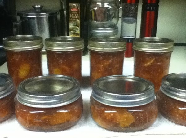 Fig Preserves/jam Recipe