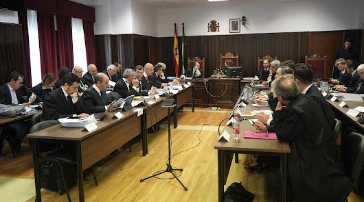 Se busca nueva sala para el juicio del Caso Poniente, que ya apunta al año 2021