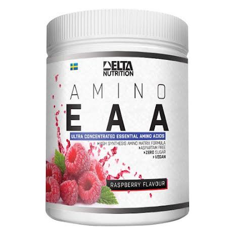 Delta Nutrition EAA 400g - Raspberry