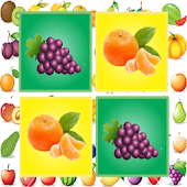 Memory Game - Fruits