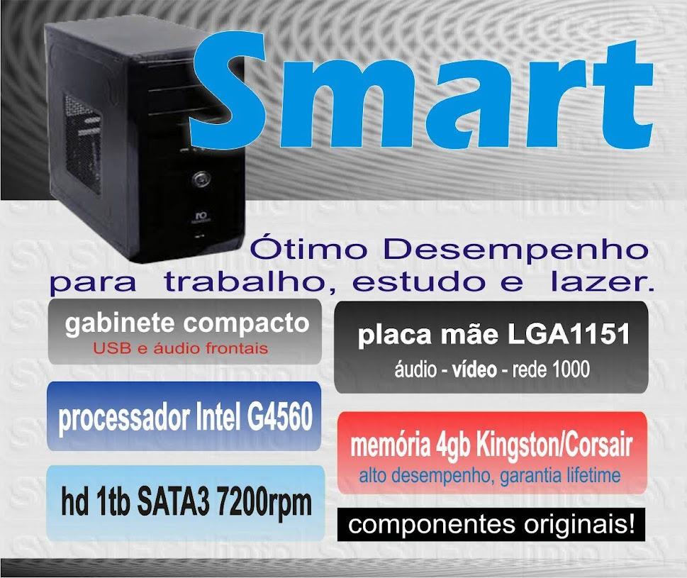 CPU computador Smart G4560