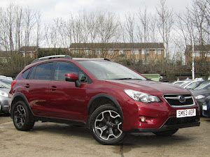 2014 SUBARU XV I SE SYMMETRICAL AWD CVT