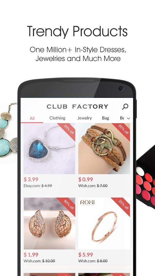 Club Factory-Fair Price- screenshot