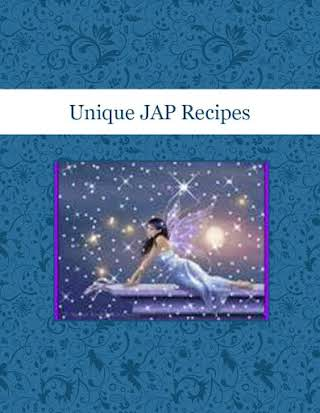 Unique JAP Recipes