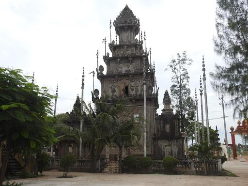 Kaoh Pên Pagoda