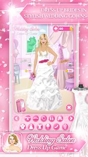 Svatební oblíkačky hry - náhled