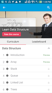 Learn Data Structure - náhled
