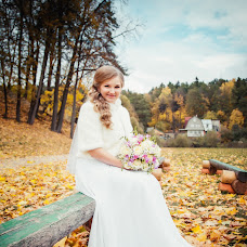 Wedding photographer Anastasiya Kharitonova (Kharitonova1488). Photo of 08.11.2014