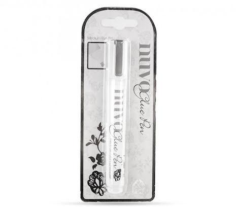 Tonic Studios Nuvo Glue Pen - Medium 203N