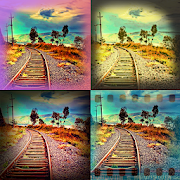 Vignette Photo Editor - Camera Filters and Effects
