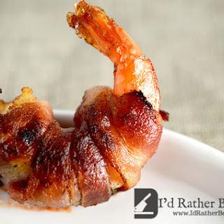 Bacon Wrapped Shrimp with Jalapeño - Yum Goggle.