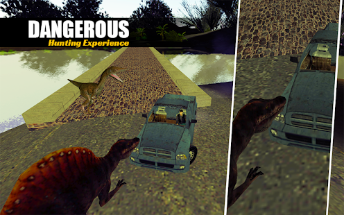 Dinosaur Safari Hunter Game 3D- screenshot thumbnail