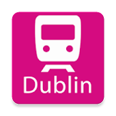 Dublin Rail Map