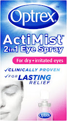 Optrex ActiMist 2 in 1 Eye Spray - 10ml