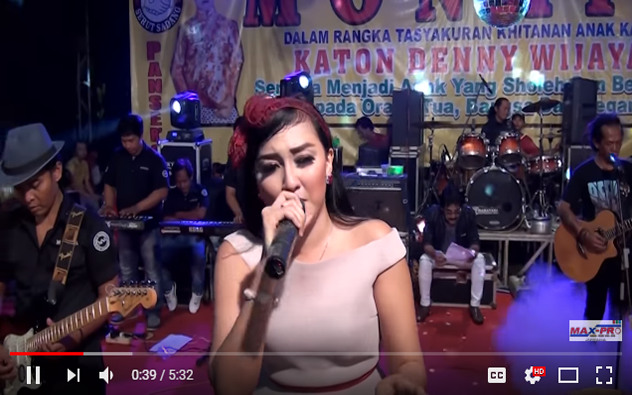 Dangdut Koplo Palapa Hot - Android Apps on Google Play