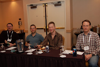 Photo: Board meeting at EclipseCon 2009