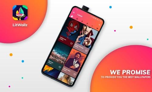 LitWallz – 4K, HD Wallpapers & Backgrounds apk download 1