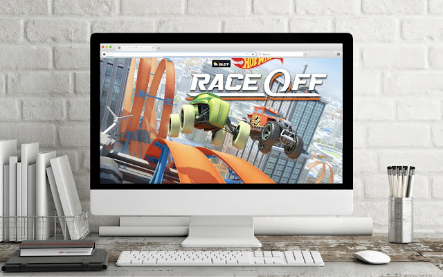 Game Theme: HOT WHEELS RACE OFF