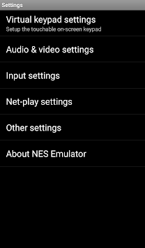 NES Emulator apk screenshot