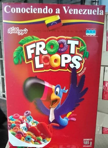 cereal froot loops 185gr