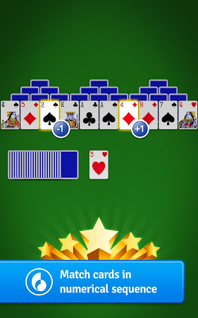 TriPeaks Solitaire 2.0.0.304 screenshot 621500