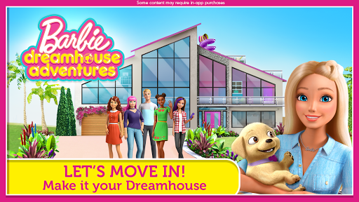 Barbie Dreamhouse Adventures 3.1 screenshots 1