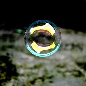 Bubble by Leony Sibug - Artistic Objects Other Objects ( bubble game, bubble, playing bubbles, bubbles, children's games )