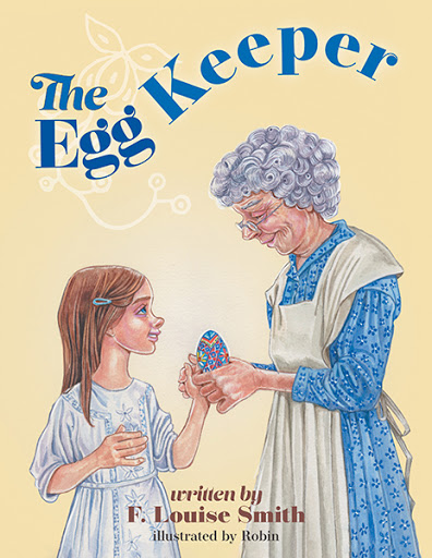The Egg Keeper cover