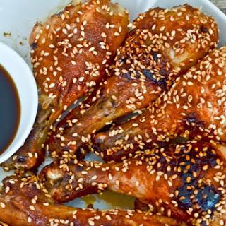 Sesame Ginger Baked Chicken