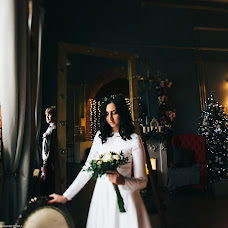 Wedding photographer Ulyana Khristacheva (homsa). Photo of 02.12.2015