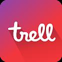 Trell: Videos On Travel, Recipes & Lifestyle. icon