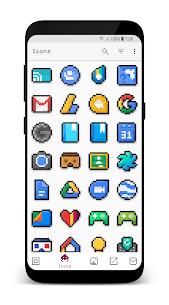 PixBit – Pixel Icon Pack 8.6 Patched 4