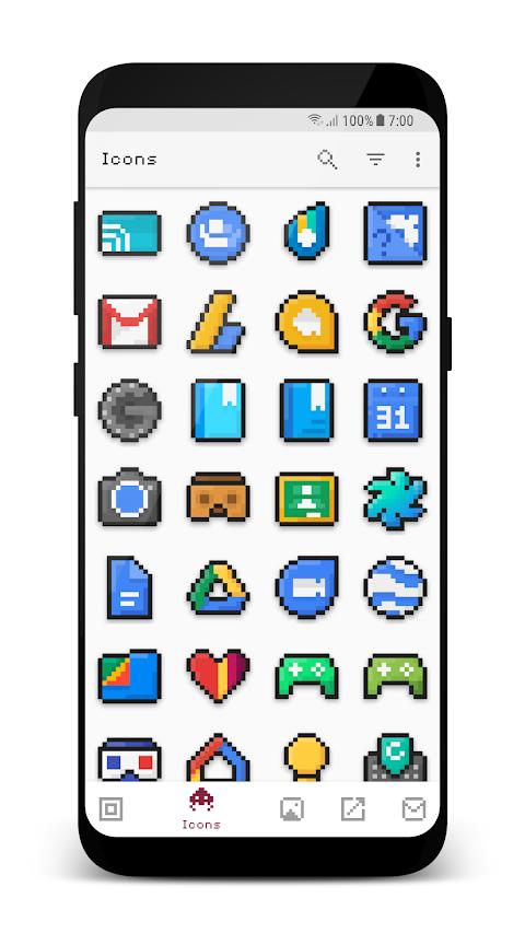 PixBit - Pixel Icon Packのおすすめ画像4