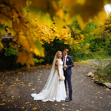 Wedding photographer Maksim Mashkov (Vaxa). Photo of 12.10.2016