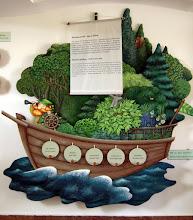 Photo: A botanikus kertek - Noé új bárkái