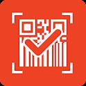 iCheck- Barcode Scanner QRCode icon
