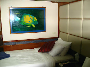 "Photo: #007-La cabine ""Phi Phi"" du Mermaid 1"