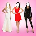 Women Dress Photo Editor - Change Dress on photo icon